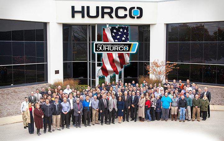 Hurco North America Team