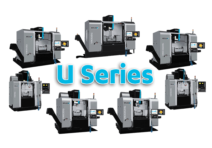 U Series - 5-Axis Mill Trunnion Table (5-axis-cnc-mill)