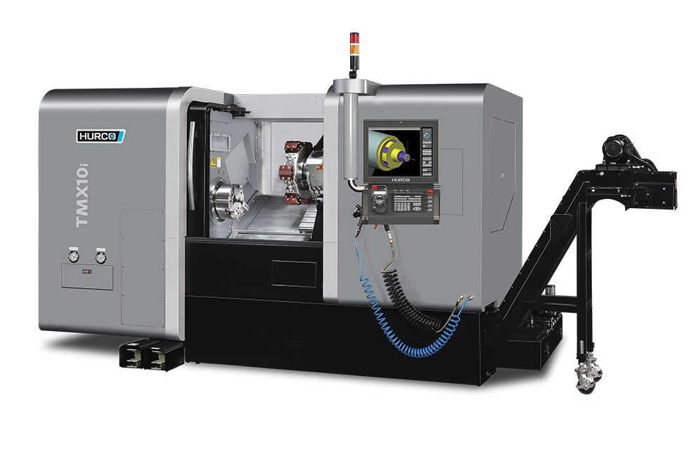 CNC Lathe for Performance Turning