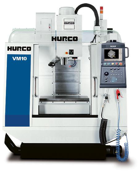 Hurco VM10 CNC Mill