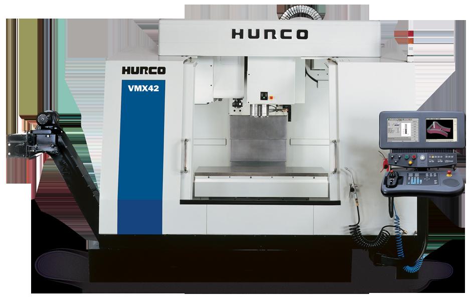 Hurco VMX42 CNC Mill