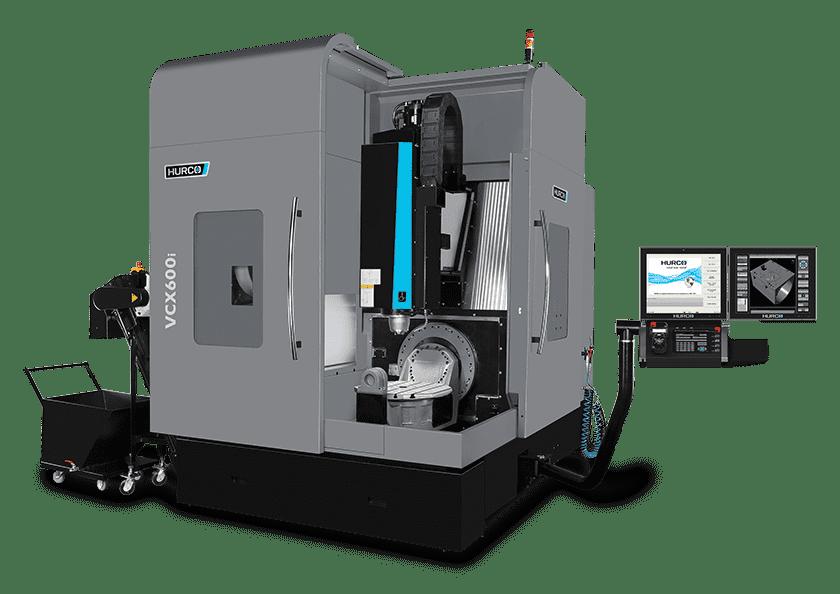 VCX600i - 5-Axis Cantilever Machining Center - Hurco