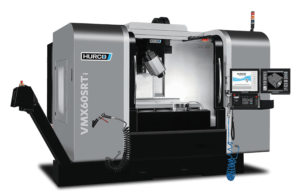 VMX60SRTi - 5-Axis Swivel Head & Rotary Table - Hurco